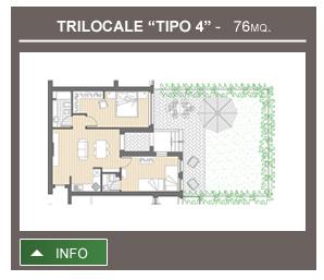 Trilocale Tipo 4