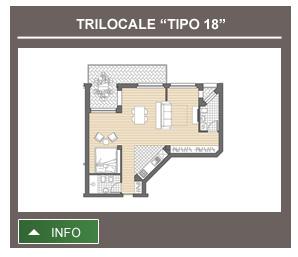 Trilocale Tipo 18