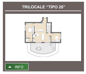 Trilocale Tipo 25