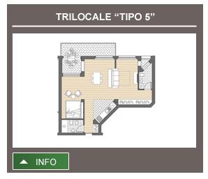 Trilocale Tipo 5
