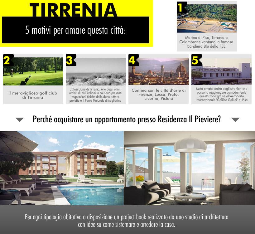Perchè acquistare a Tirrenia? 5 buoni motivi!