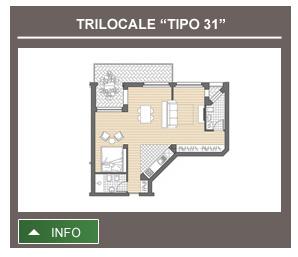 Trilocale Tipo 31