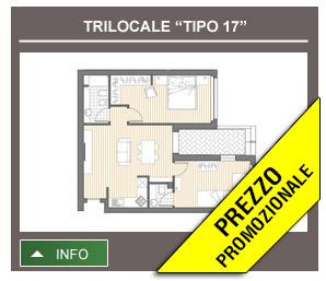 Trilocale Tipo 17